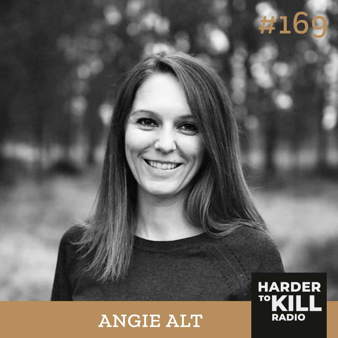 Harder To Kill Radio 169: Autoimmune Diseases & How To Find Relief w/ Angie Alt