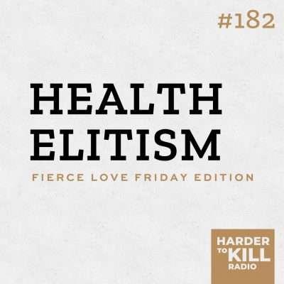 health elitism