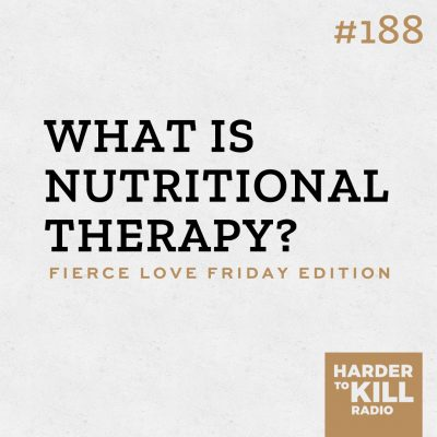 What is Nutritional Therapy | Stephgaudreau.com