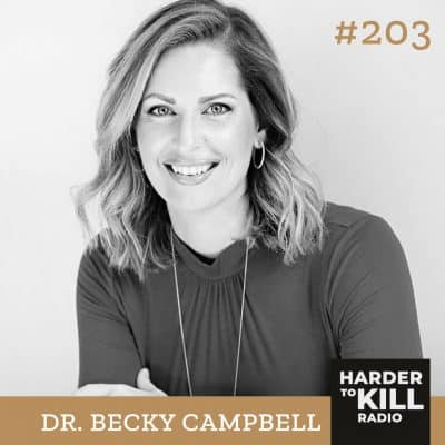 Harder To Kill Radio Hypothyroidism: How To Conquer This Sneaky Disease w/ Dr. Becky Campbell