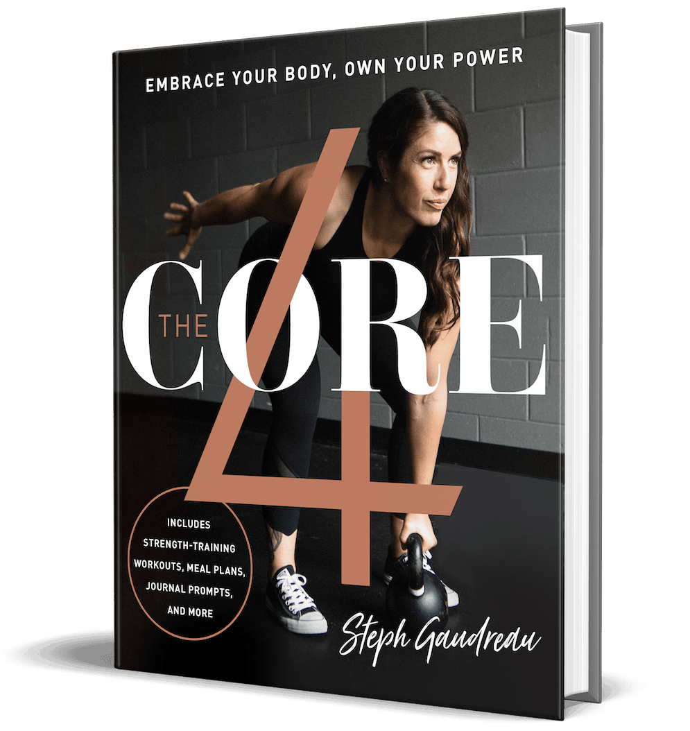 the core 4 book cover