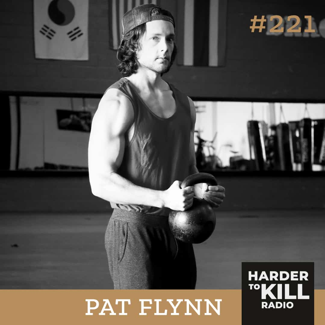 Harder To Kill Radio 221 Why You Should Dump Perfectionism & Embrace Generalism w/ Pat Flynn