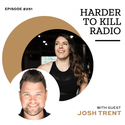 Harder To Kill Radio 251 How To Use Breathwork To Overcome Just About Anything w/ Josh Trent