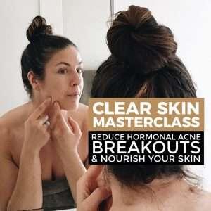 clear skin masterclass