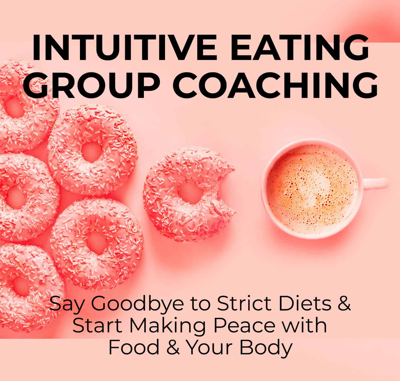 intuitive eating group coaching