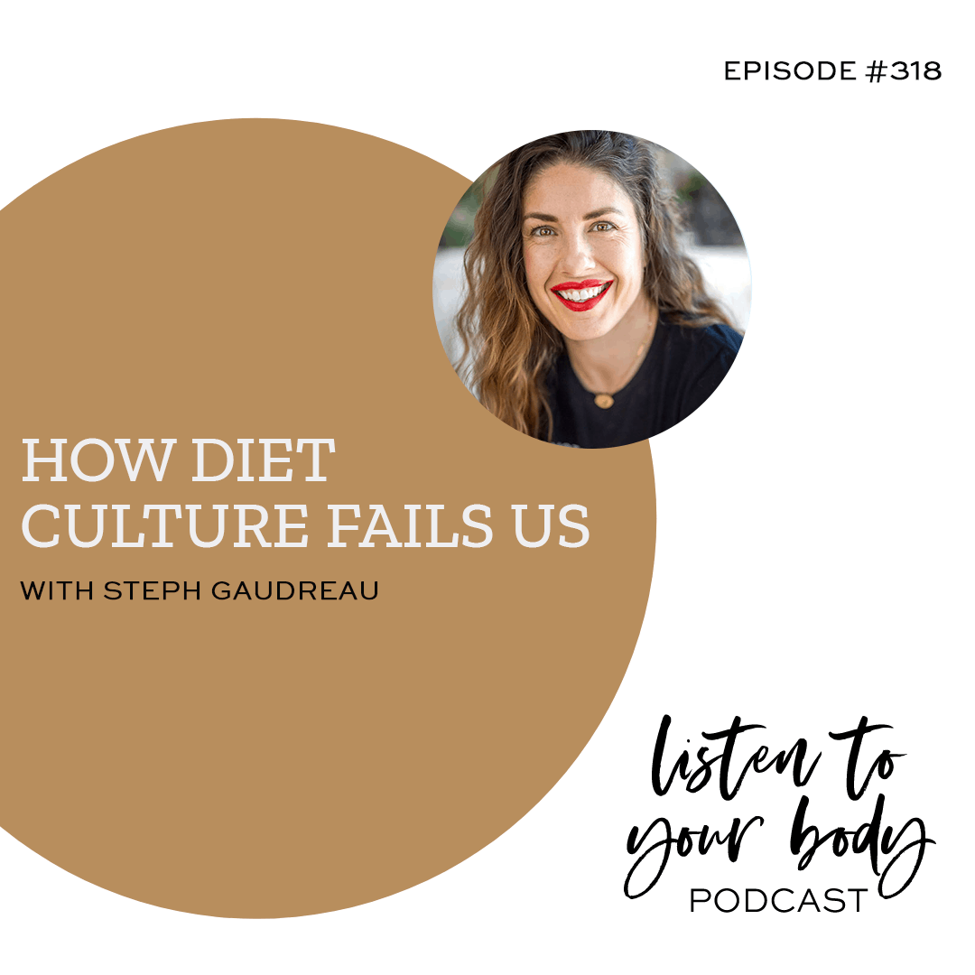 Listen To Your Body Podcast 318 How Diet Culture Fails Us