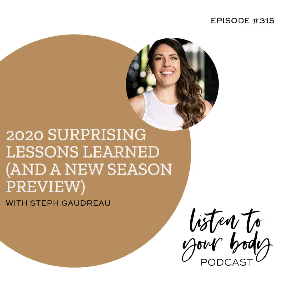 2020 surprising lessons learned show art graphic episode 315