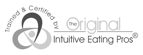 intuitive eating certified logo