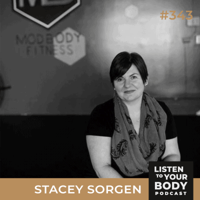 Listen to Your Body Podcast 343 - Exploring Your Fitness Gains through Health at Every Size (HAES) w_ Stacey Sorgen