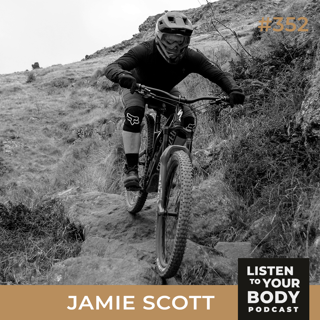 Listen to Your Body Podcast 351 - Energy Flux and Fueling for Athletes w_ Jamie Scott