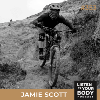Listen to Your Body Podcast 353 -Fueling Best Practices for Active People w_ Jaime Scott