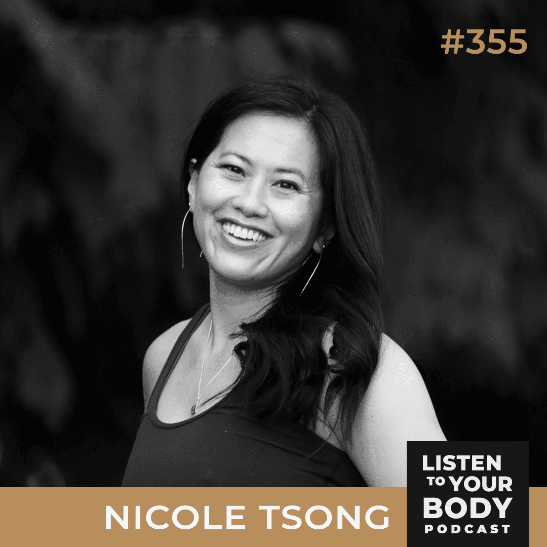 Listen to Your Body Podcast 355 -24 Ways to Move More w_ Nicole Tsong