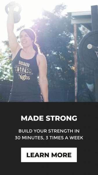 made strong program